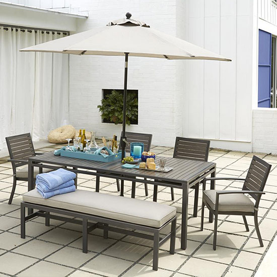 Deal of the Day: Up to 50% Off Marlough Outdoor Dining Collection